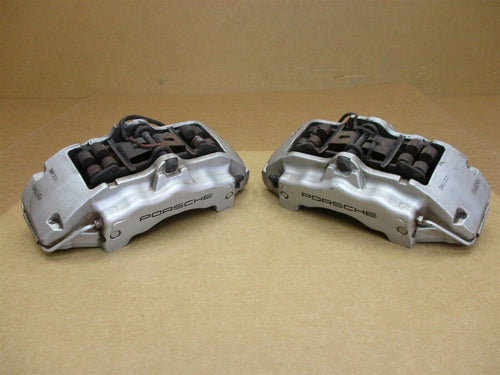 04 Cayenne S AWD Porsche 955 FRONT BREMBO BRAKE CALIPERS 18ZL 18ZR 81,258