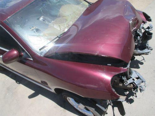 04 Cayenne S AWD Porsche 955 parts car STEERING COLUMN ONLY 96,639