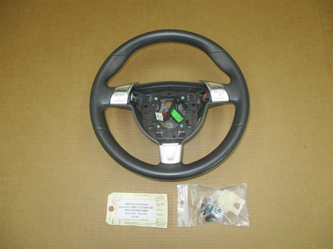 10 Panamera Turbo 970 Porsche 3 SPOKE STEERING WHEEL 7PP419091Q Leather 74,867