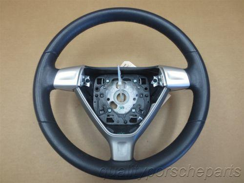 05 Boxster RWD Porsche 987 Blue 3 Spoke STEERING WHEEL 99734780403 31,946
