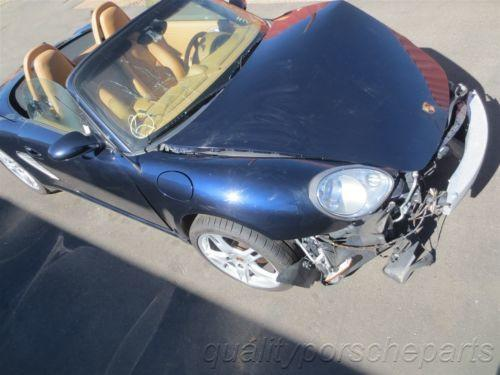 05 Boxster RWD Porsche 987 Parting Out car parts 48,501