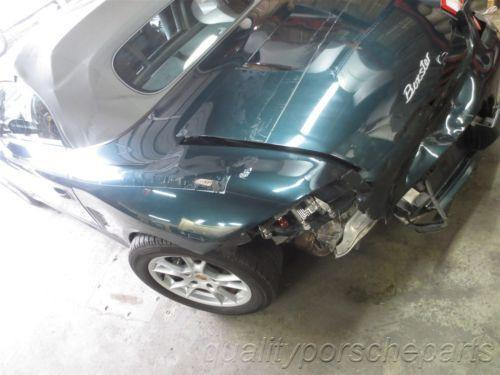 05 Boxster RWD Porsche 987 Parting Out car parts 57,068