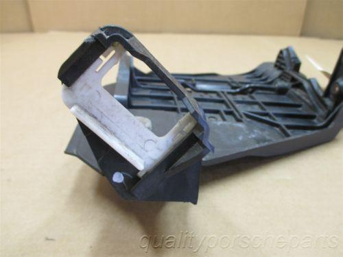 05 Boxster S Porsche 987 L Front Headlight MOUNTING BRACKET 98763104100 134,849
