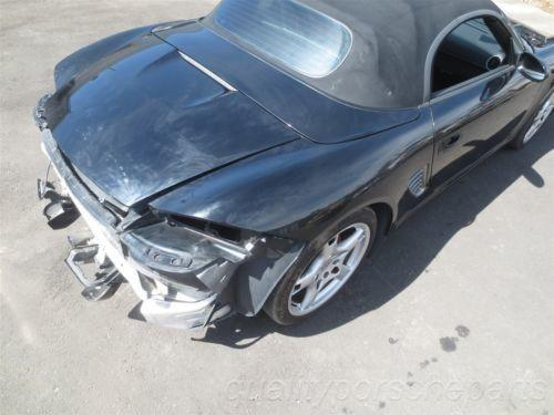05 Boxster S RWD Porsche 987 Parting Out car parts 130,126