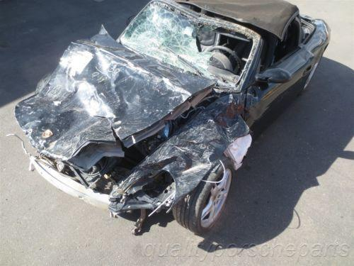 05 Boxster S RWD Porsche 987 Parting Out car parts 44,066