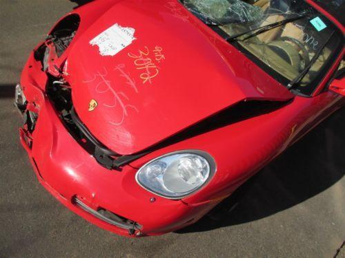 05 Boxster S RWD Porsche 987 Parting Out car parts 45,695
