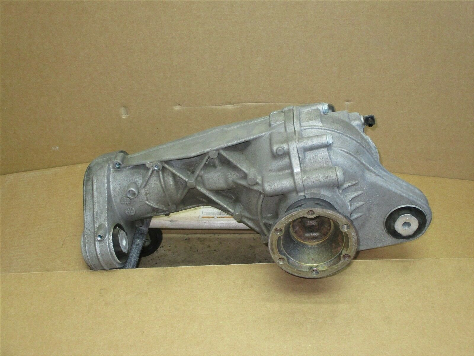 05 Cayenne S AWD Porsche 955 FRONT DIFFERENTIAL 116,472