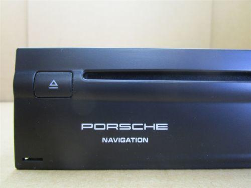 05 Cayenne S AWD Porsche 955 GPS NAVIGATION + DVD PLAYER 7L5919969 100,659