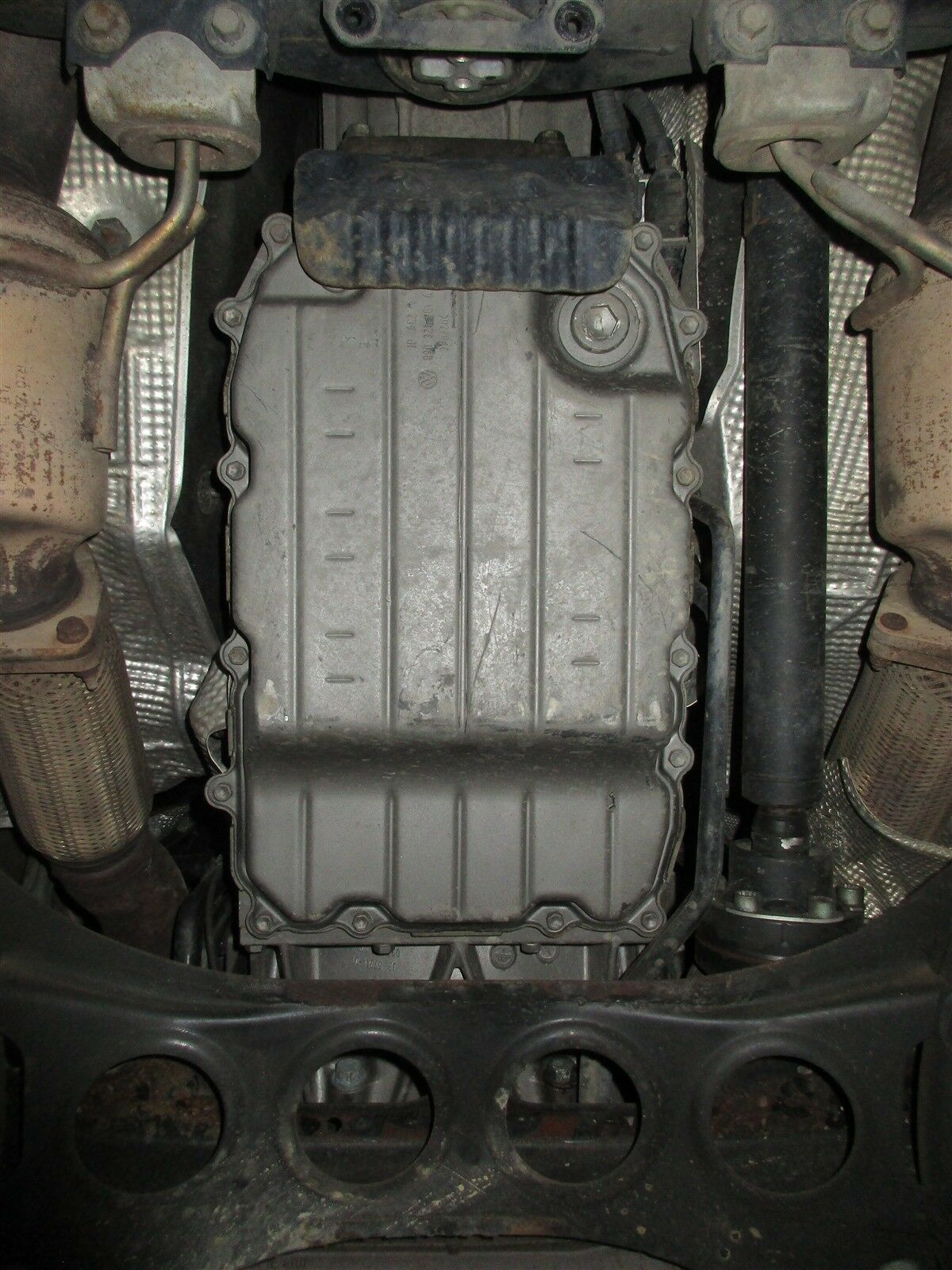 05 Cayenne S Porsche 955 AUTOMATIC TRANSMISSION GEAR BOX HAS 09D300037G 116,472
