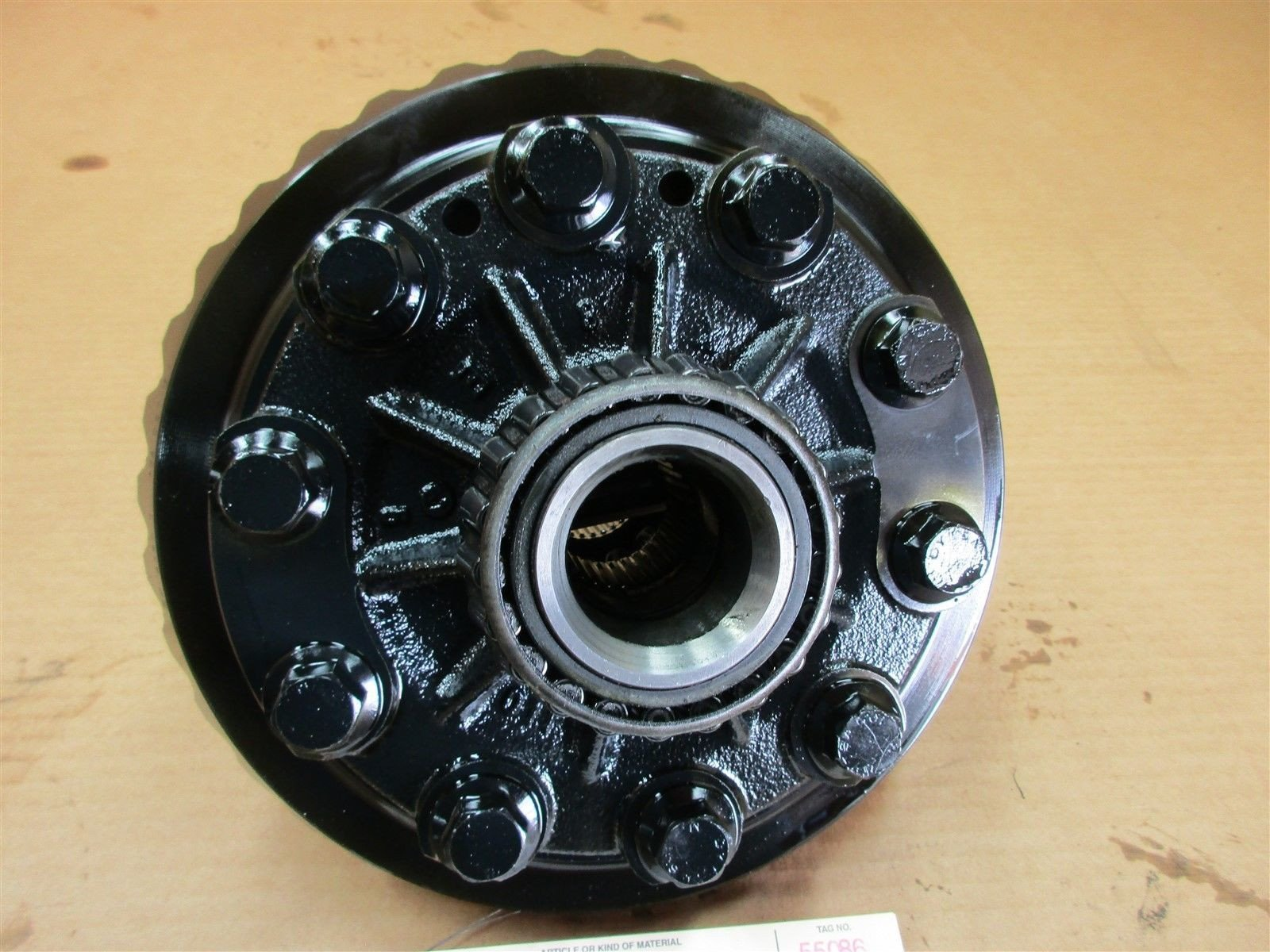 05 Cayenne Turbo AWD Porsche 955 REAR DIFFERENTIAL GEAR 4460360134050C 155,362