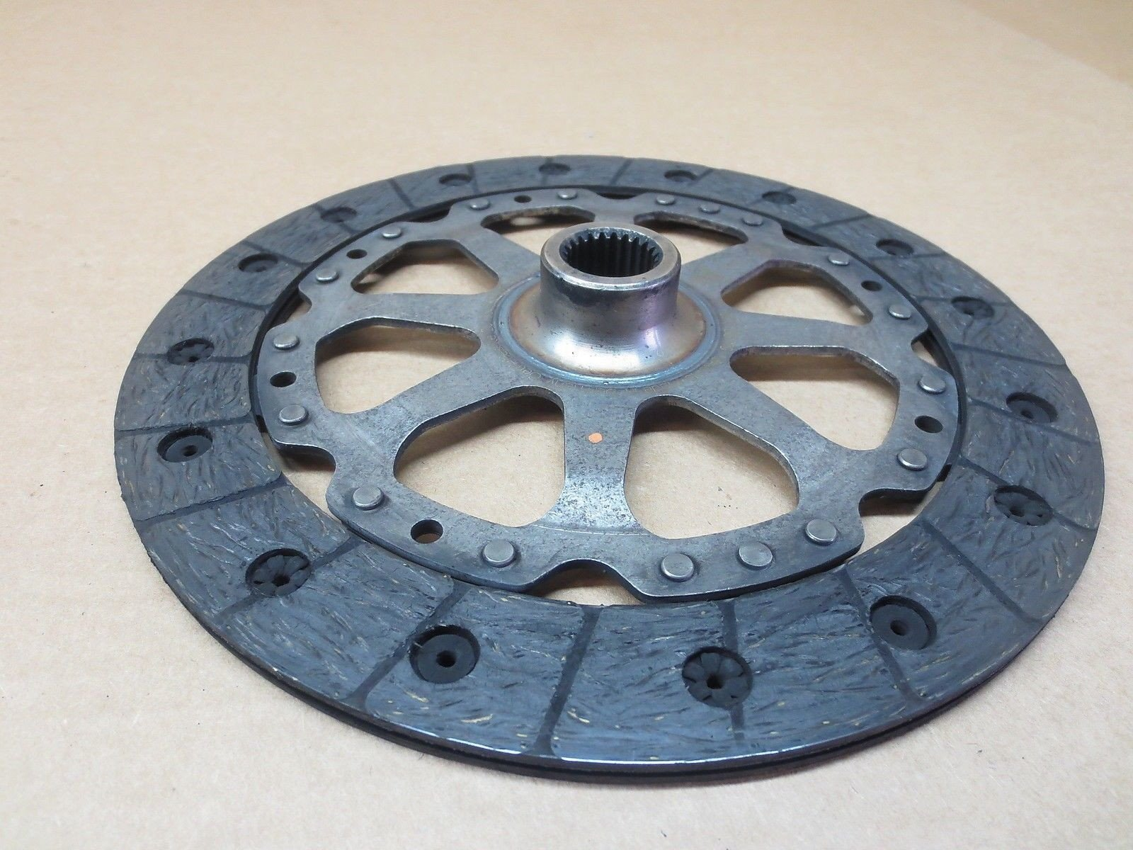 05 Porsche 987 BOXSTER CLUTCH PRESSURE PLATE + DISC 6 speed 42,019