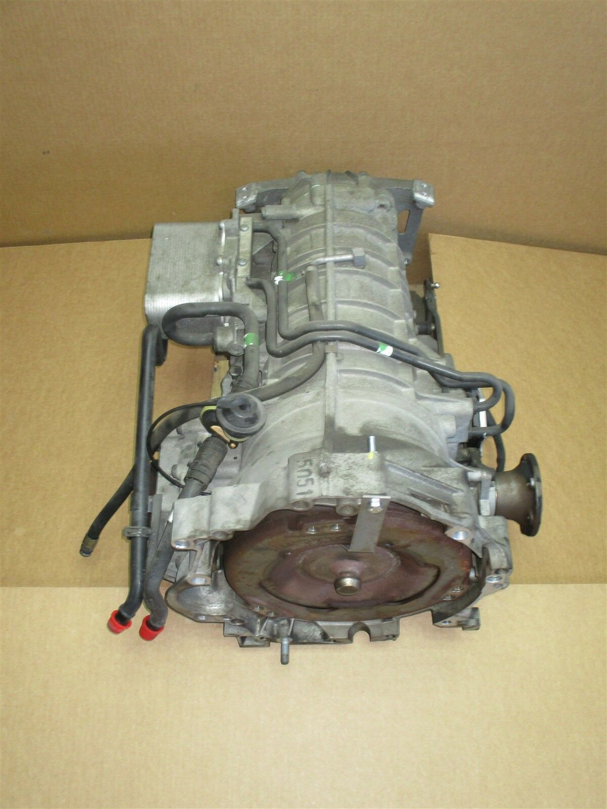 06 Boxster Porsche 987 AUTOMATIC TRANSMISSION 1060030109 1332799 5HP-19 92,197