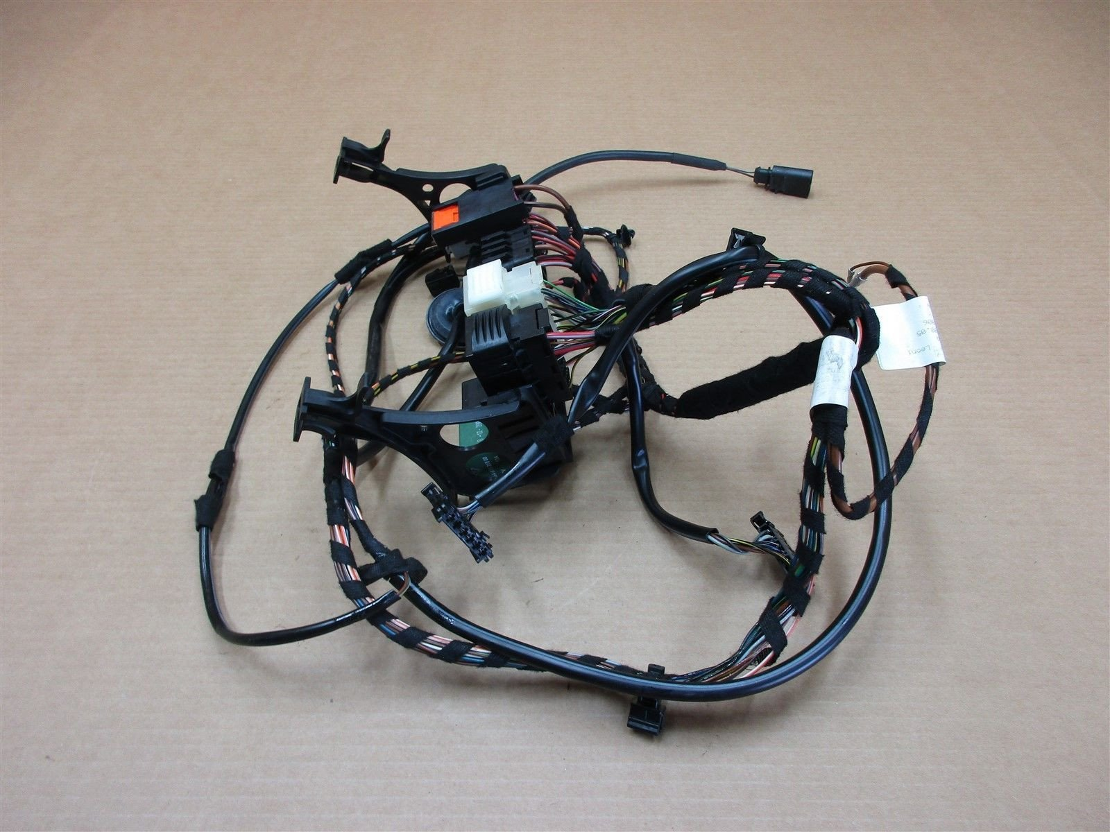 06 Boxster RWD Porsche 987 REAR WIRING HARNESS WIRE LOOM 59,133