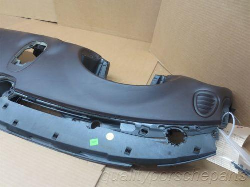 06 Boxster S RWD Porsche 987 Brown Leather DASH DASHBOARD front stock 51,164