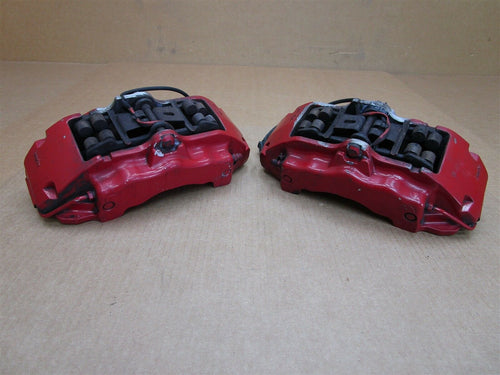 06 Cayenne S AWD Porsche 955 FRONT BREMBO BRAKE CALIPERS 18ZL 18ZR 137,343