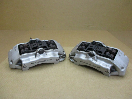 06 Cayenne S AWD Porsche 955 FRONT BREMBO BRAKE CALIPERS 18ZL 18ZR 153,708