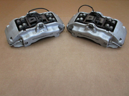 06 Cayenne S AWD Porsche 955 FRONT BREMBO BRAKE CALIPERS 18ZR 18ZL 66,370