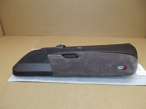 07 Boxster RWD Porsche 987 R INTERIOR DOOR PANEL TRIM 99755560201 Leather 84,444