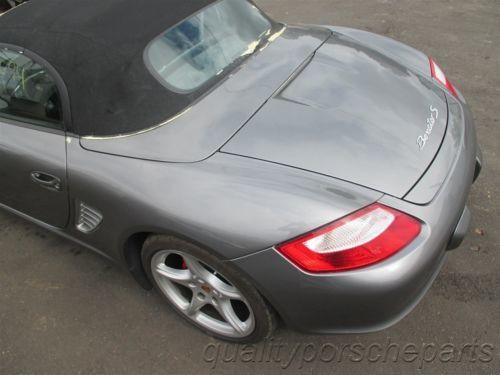 07 Boxster S RWD Porsche 987 Parting Out car parts 72,694
