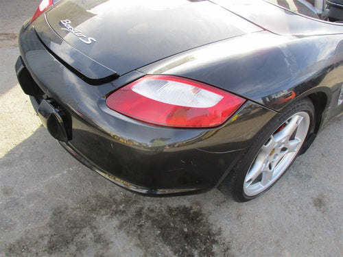 07 Boxster S RWD Porsche 987 Parting Out parts car STEERING COLUMN ONLY 6,500 N/A