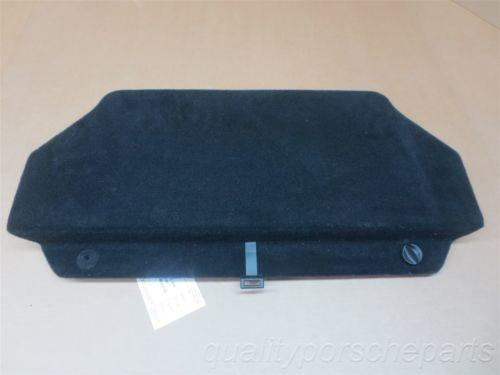 07 Carrera Porsche 997 Black Front Trunk INSERT tool Holder 99755112303 24,088