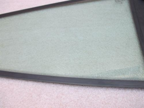 07 Carrera S 911 RWD Porsche 997 Coupe R Rear GLASS WINDOW PANE 33,655