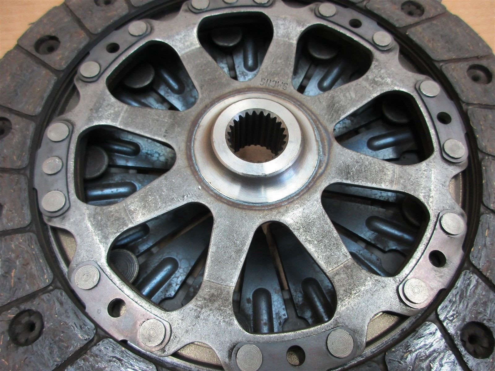 07 Cayman S RWD Porsche 987 CLUTCH DISC + FLYWHEEL 44,931