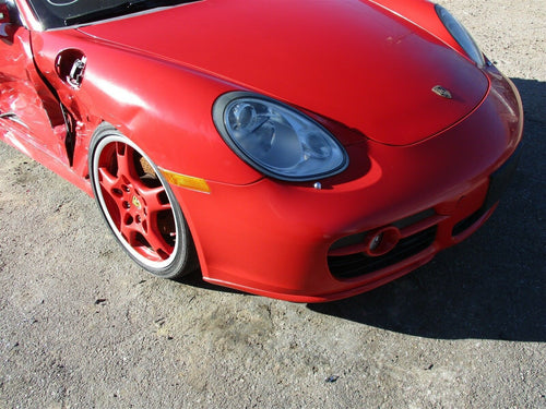 07 Cayman S RWD Porsche 987 Parting Out parts car STEERING COLUMN ONLY 88,775