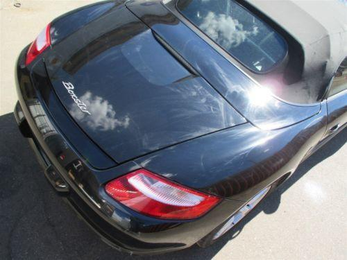 08 Boxster RWD Porsche 987 Parting Out car parts 76,786