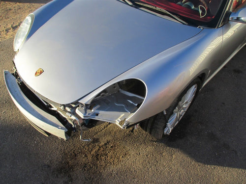 08 Boxster S Limited EDITION LE RS60 SPYDER Porsche 987 parts car STEERING COLUMN 68