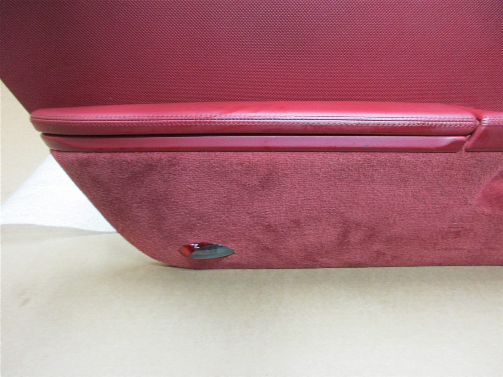 08 Boxster S Limited EDITION Porsche 987 L INTERIOR DOOR PANEL TRIM 49,923