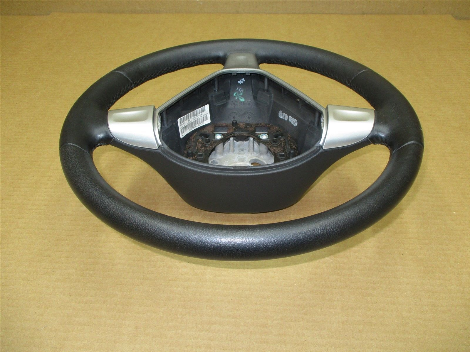 08 Boxster S RWD Porsche 987 3 SPOKE STEERING WHEEL 99734780403 35,640