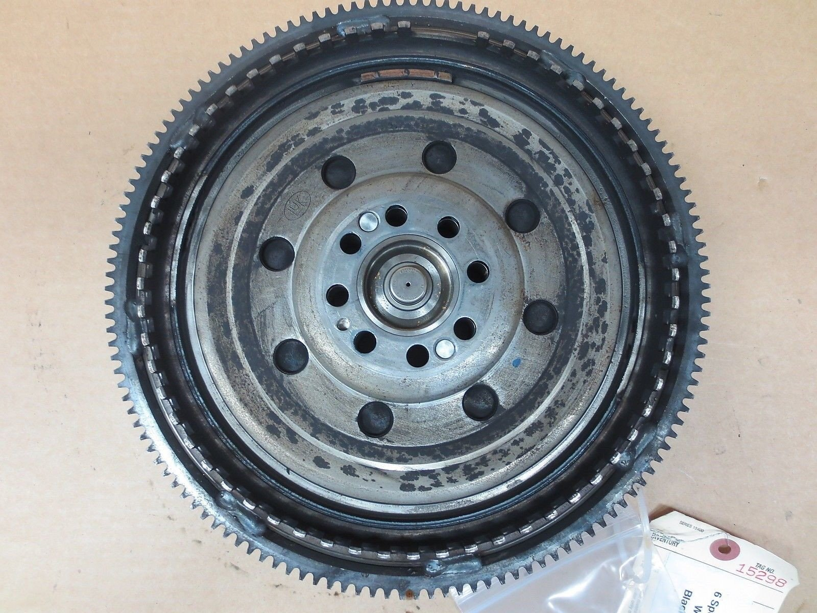 08 Boxster S RWD Porsche 987 Convertible DUAL MASS FLYWHEEL + Bolts 39,614