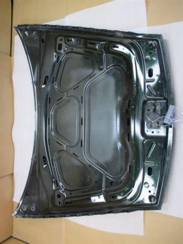 08 Cayenne AWD Porsche 957 Dark Olive Front HOOD LID Engine COVER 151,694