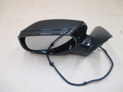 08 Cayenne AWD Porsche 957 L Olive Exterior Side REAR VIEW MIRROR 151,694