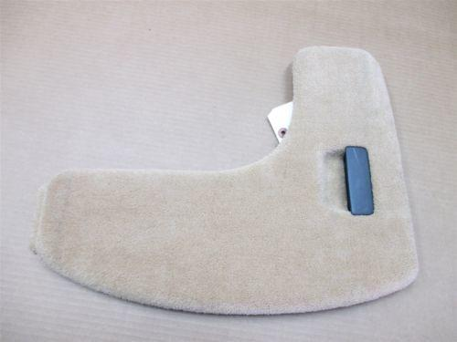 08 Cayenne AWD Porsche 957 R L Beige Rear Trunk CARPET COVER TRIMS 151,694