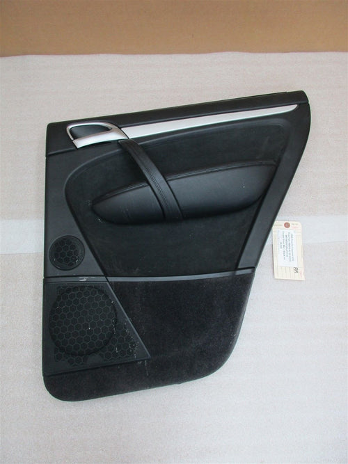 08 Cayenne GTS AWD Porsche 957 R REAR ALCANTARA DOOR PANEL 7L5861318B 95,925