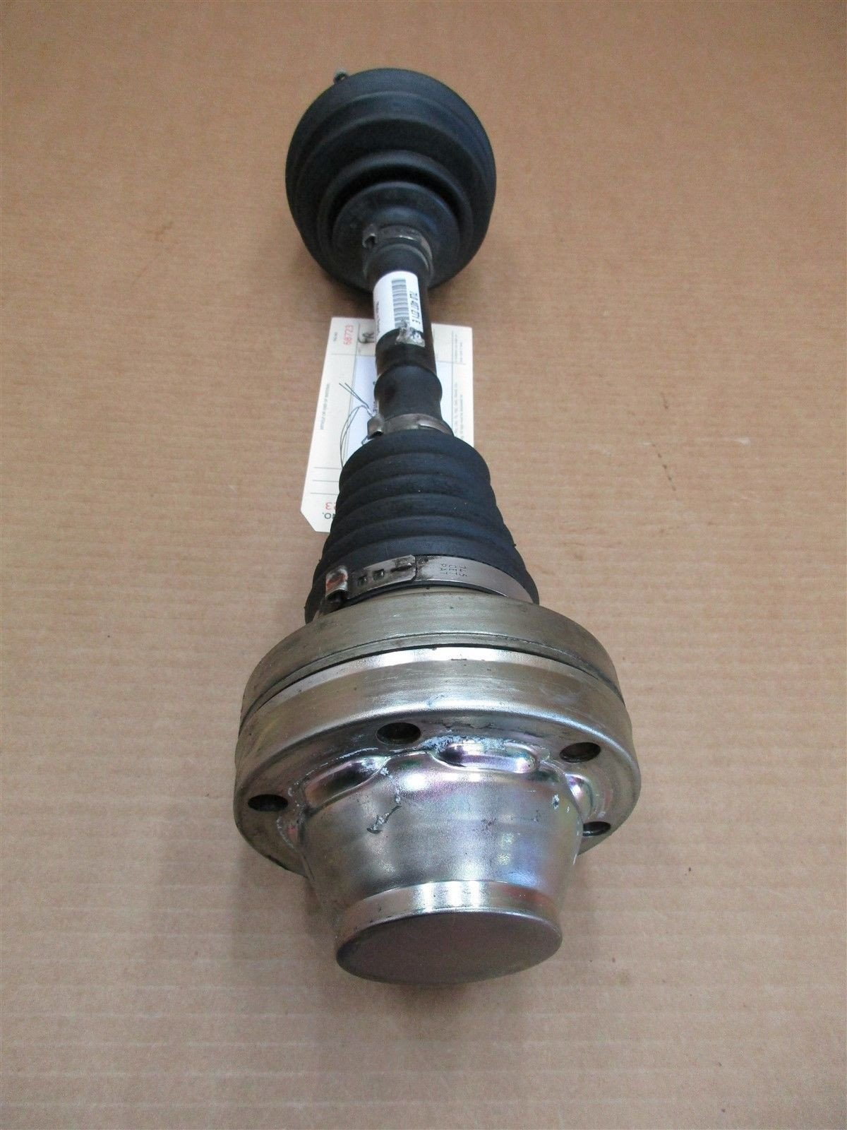 08 Cayenne S AWD Porsche 957 R FRONT DRIVE SHAFT AXLE 7L0407271E RIGHT 55,617