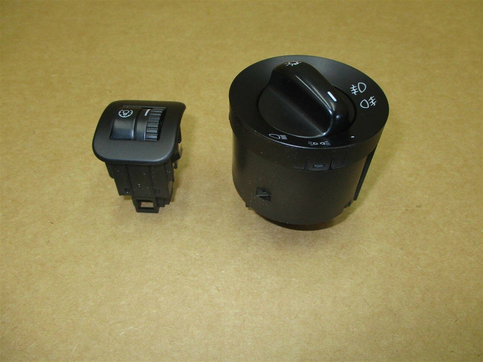 08 Cayenne Turbo AWD Porsche 957 HEADLIGHT SWITCH 7L5941531B DIMMER 149,074
