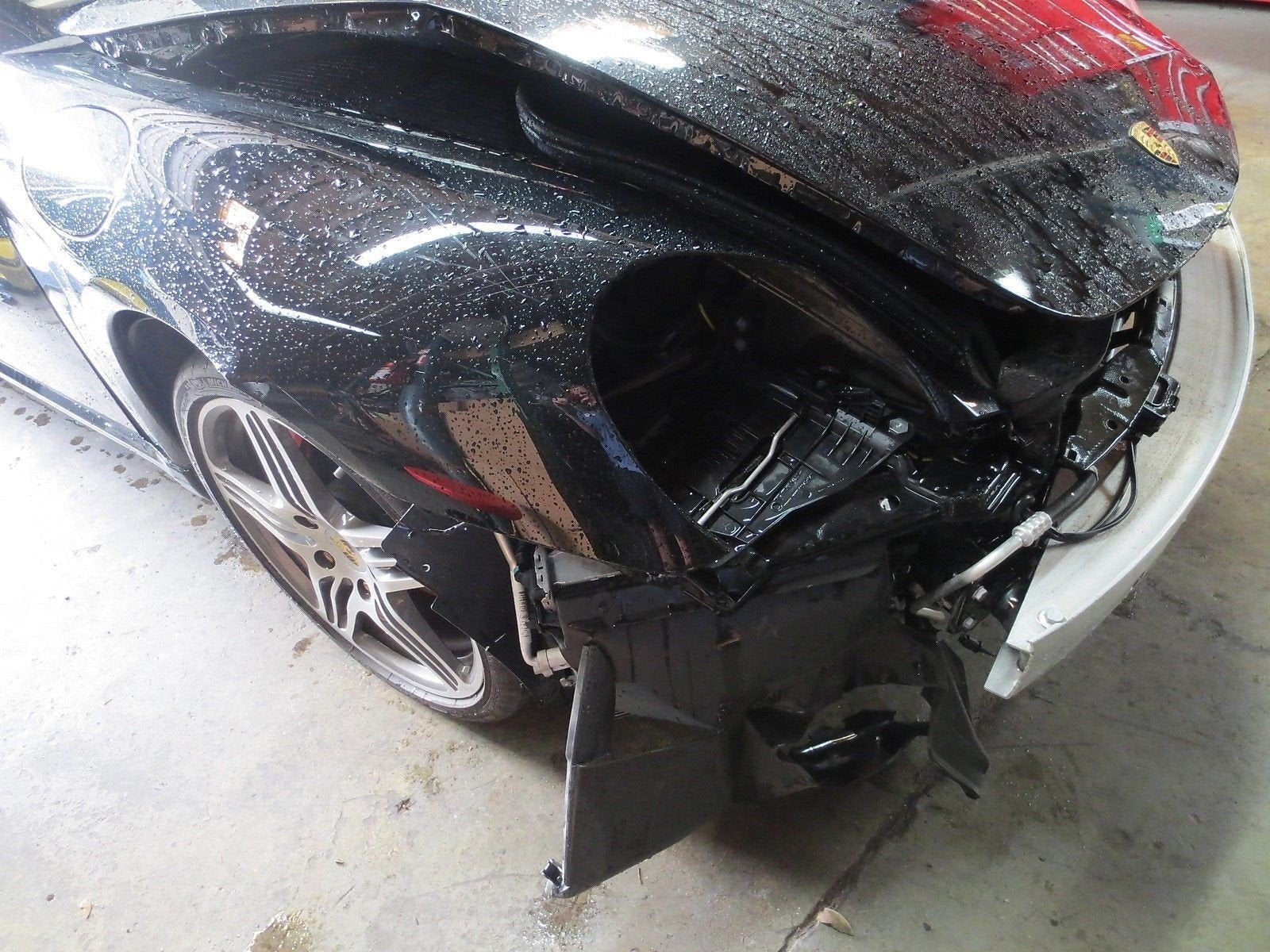 08 Porsche 987 CAYMAN S Limited Edition Parting Out car parts part 46,271
