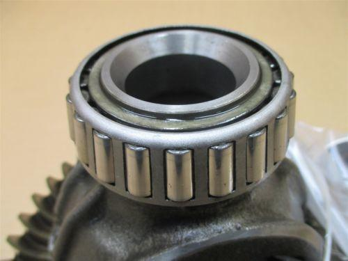 09 Cayenne AWD Porsche 957 Rear Differential FINAL DRIVE Gear 54,575