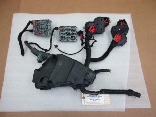 09 Cayenne S AWD Porsche 957 FUSES + RELAYS 62,629