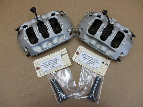 04 Carrera 4S 911 Porsche REAR BREMBO BRAKE CALIPERS 996352426 996352425 65,764