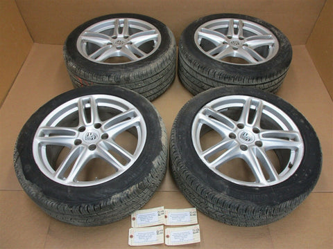 12 Panamera RWD 970 Porsche REAR RIMS WHEELS 10Jx19H2ET61 97036216005 38,585