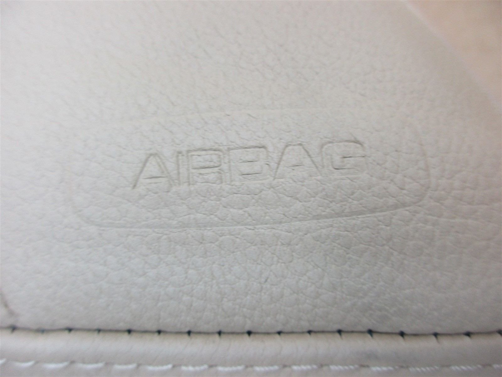 11 Panamera 4S 970 Porsche L REAR SIDE SEAT AIR BAG 97052206131 Leather 25,050