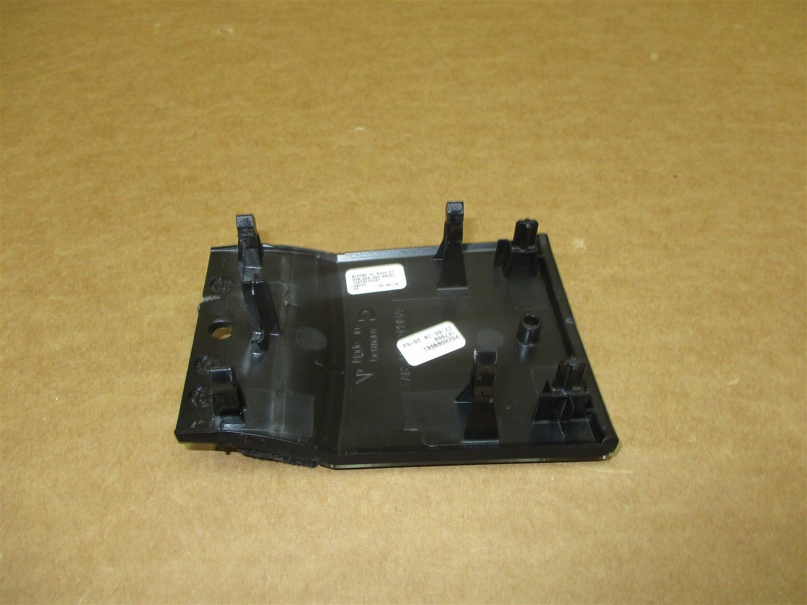 11 Panamera RWD 970 Porsche REAR CENTER CONSOLE TRIM 97055345700 61,117