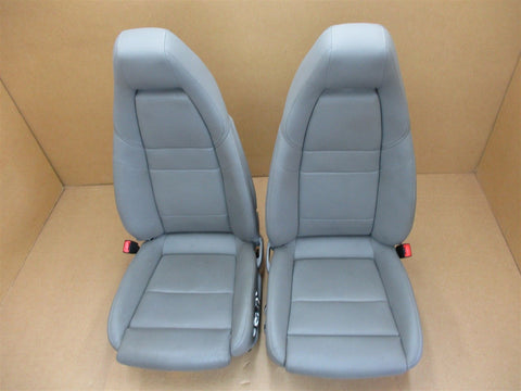 99 Carrera 911 RWD Porsche 996 Cabrio L R FRONT 8-WAY SEATS LEFT RIGHT 73,041