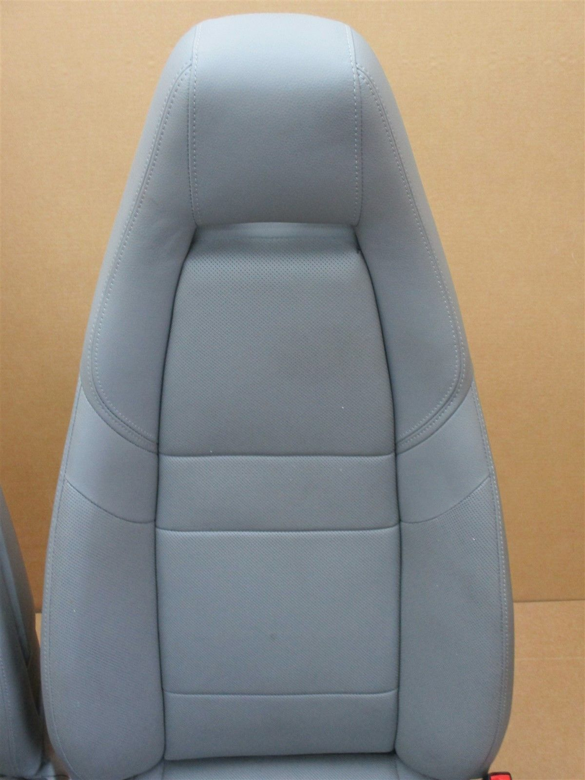 11 Panamera S RWD 970 Porsche L R FRONT 14-WAY SEATS Gray LEFT RIGHT 65,170