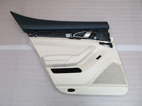 11 Panamera S RWD 970 Porsche L REAR INTERIOR DOOR PANEL TRIM 97061263001 45,831