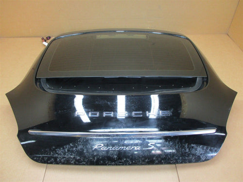 11 Panamera S RWD 970 Porsche REAR EXTERIOR HATCH + WINDOW 97054511137 65,170